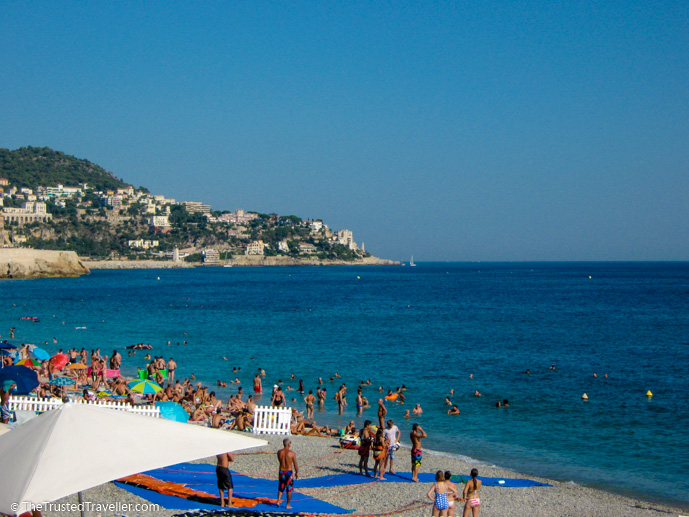 The best Nice on the French Riviera - 7 Places to Visit in France That Aren't Paris - The Trusted Traveller