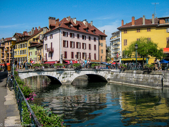 Picture perfect Annecy - 7 Places to Visit in France That Aren't Paris - The Trusted Traveller