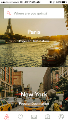 The Airbnb App - The Best Free Travel Apps to Help You Travel Smarter - The Trusted Traveller