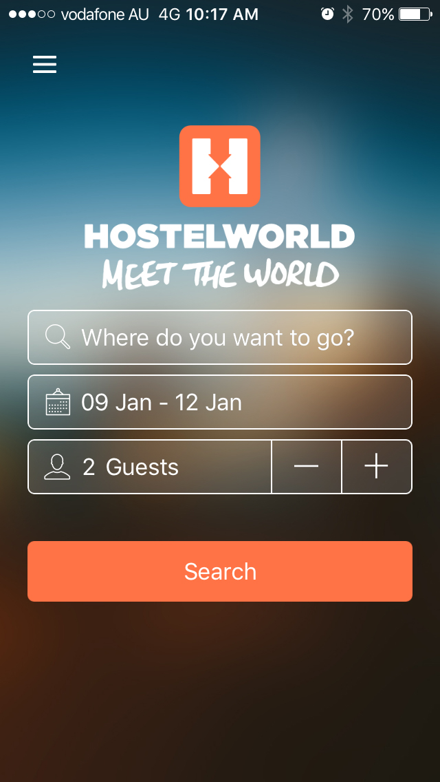 The Hostelworld App - The Best Free Travel Apps to Help You Travel Smarter - The Trusted Traveller