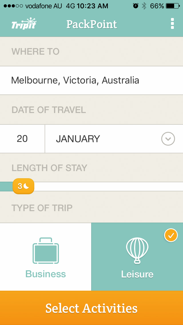 The PackPoint App - The Best Free Travel Apps to Help You Travel Smarter - The Trusted Traveller