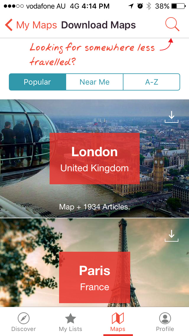 the city maps 2go app the best free travel apps to help you travel smarter