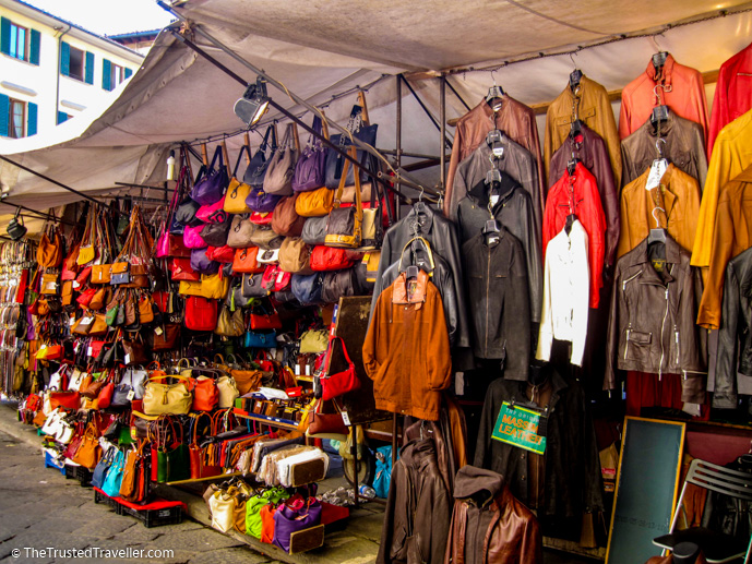 The Leather Market in Florence - Things to Do in Florence - The Trusted Traveller
