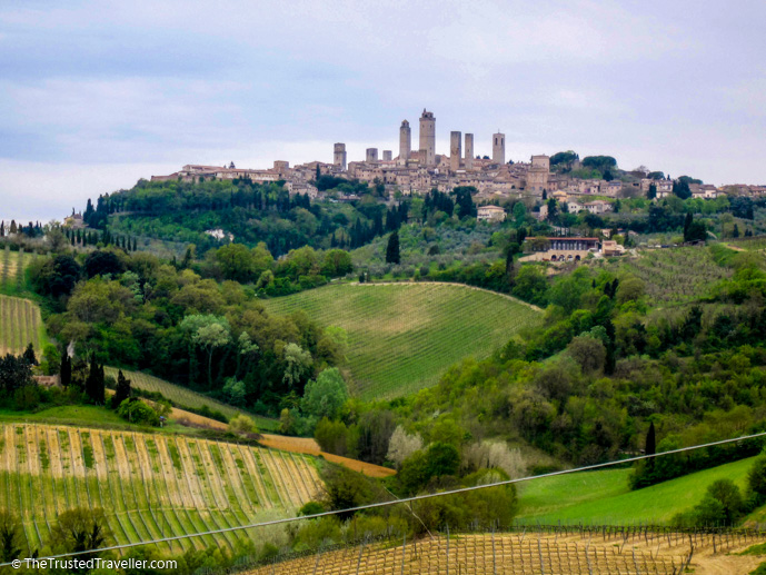 San Gimignano in Tuscany - Things to Do in Florence - The Trusted Traveller