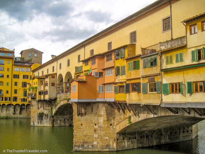 Ponte Vecchio - Things to Do in Florence - The Trusted Traveller