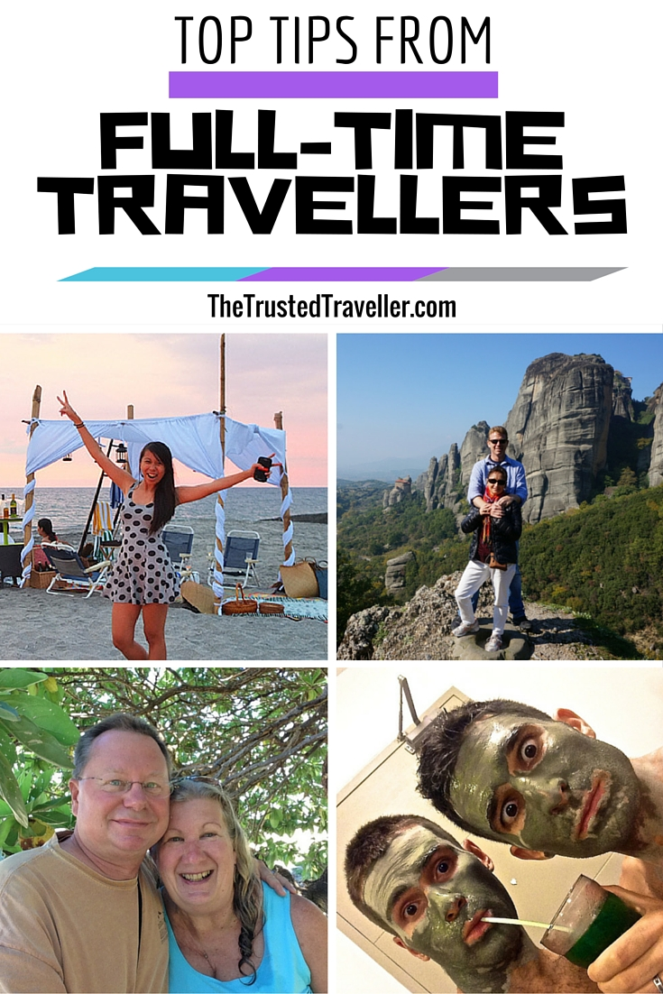 Top Tips from Full-Time Travellers - The Trusted Traveller