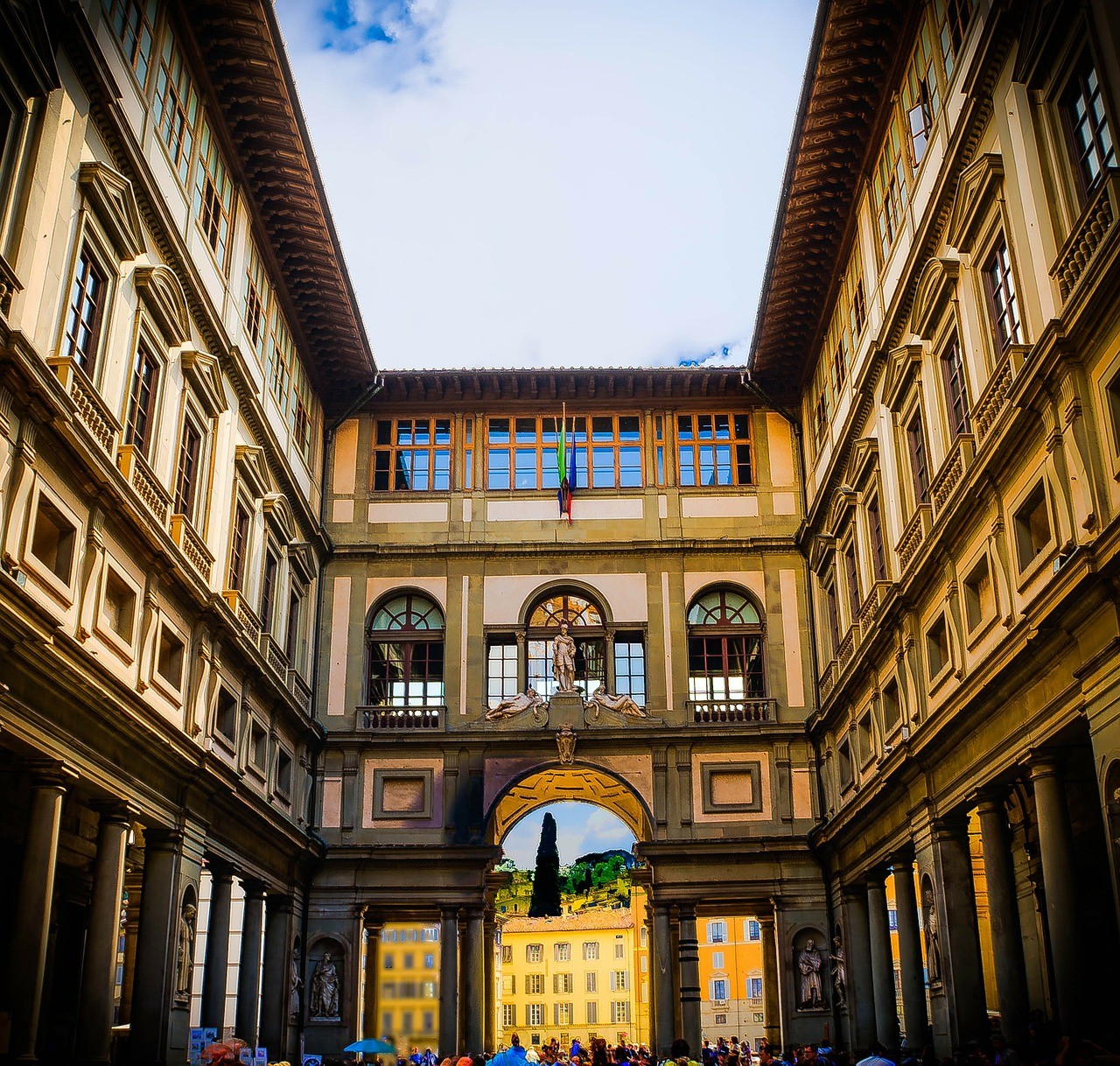 Uffizi Gallery - Things to Do in Florence - The Trusted Traveller