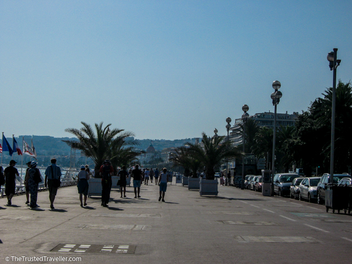 Promenade des Anglais - Things to Do in Nice - The Trusted Traveller