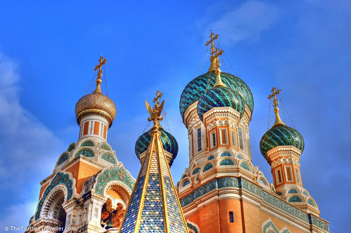 Russian Orthodox Cathedral - Things to Do in Nice - The Trusted Traveller