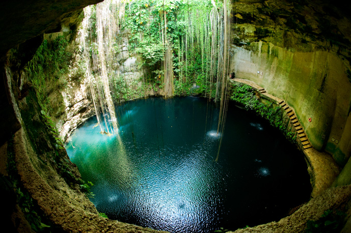 Cenotes, Mexico - You Won't Believe Your Eyes: 6 Incredible Places Around the Globe - The Trusted Traveller