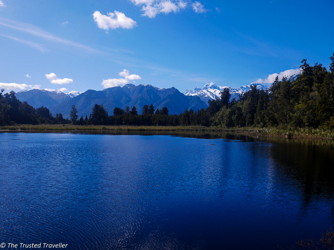 Lake Matheson - The 10 Most Stunning Lakes on New Zealand's South Island - The Trusted Traveller