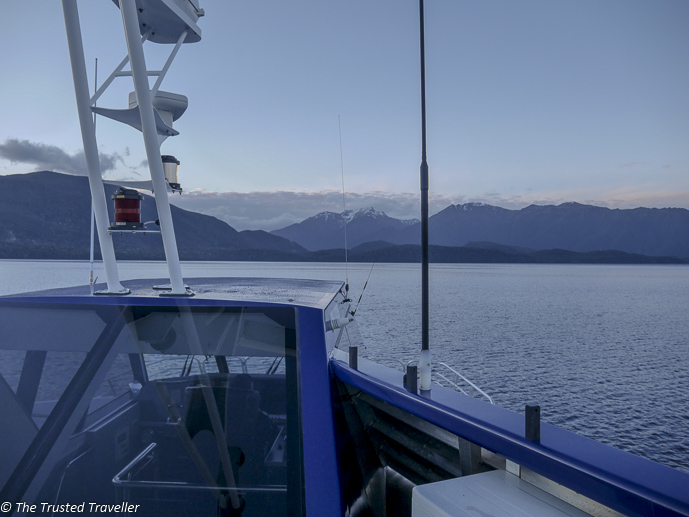 Cruising Lake Te Anau - The 10 Most Stunning Lakes on New Zealand's South Island - The Trusted Traveller