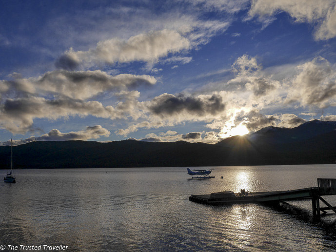 Lake Te Anau - The 10 Most Stunning Lakes on New Zealand's South Island - The Trusted Traveller