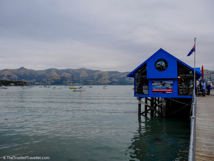 Akaroa Wharf - What to See on a Day Trip to Akaroa from Christchurch - The Trusted Traveller
