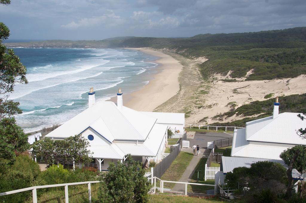 Lighthouse Beach Lookout, Seal Rocks - 5 Aussie Weekend Getaway Ideas Off The Beaten Path - The Trusted Traveller