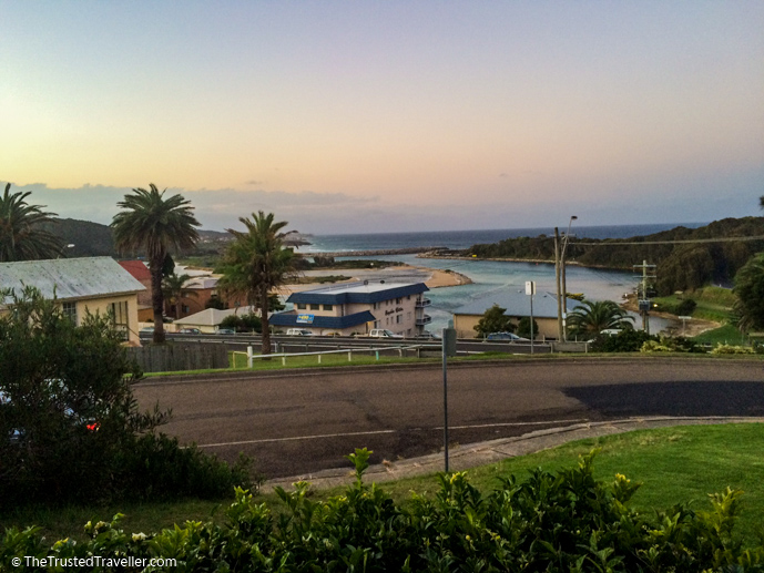 The amazing view from The Whale Restaurant in Narooma - 7 Eurobodalla Culinary Delights That Should Not to Be Missed - The Trusted Traveller