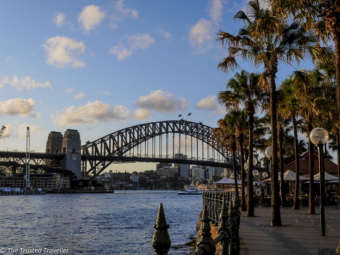 Sydney Harbour Bridge - Top 5 DreamTrips Destinations in Australia and New Zealand - The Trusted Traveller