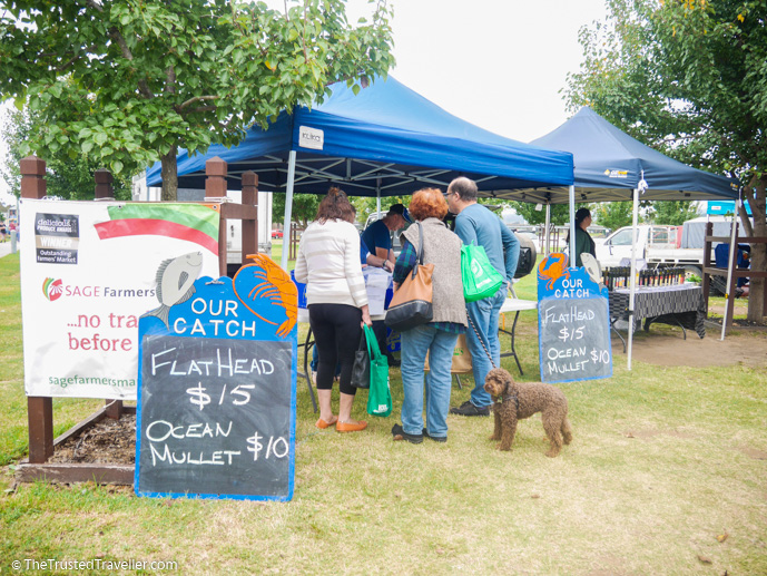 Sage Farmers Market - The Trusted Traveller