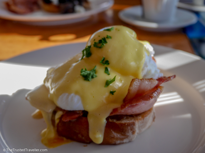Egg's 'Benny' at Starfish Deli - 7 Eurobodalla Culinary Delights That Should Not to Be Missed - The Trusted Traveller