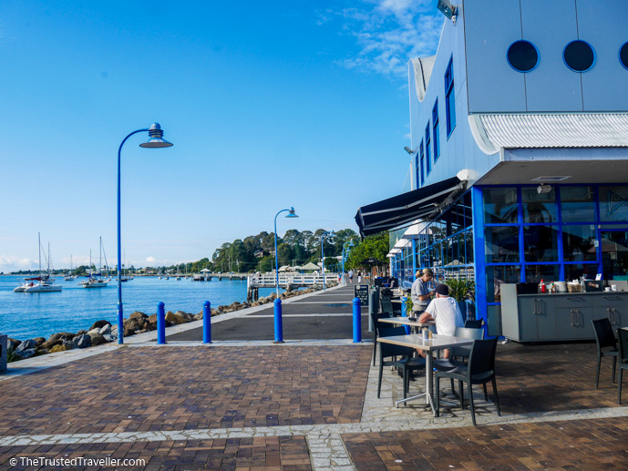 Waterfront dining at Starfish Deli - 7 Eurobodalla Culinary Delights That Should Not to Be Missed - The Trusted Traveller