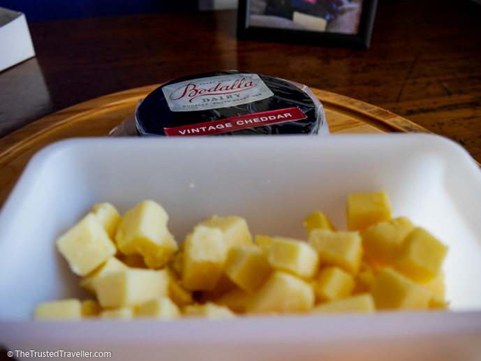 Some of Bodalla's finest cheese at the Bodalla Dairy Cheese Shed - 7 Eurobodalla Culinary Delights That Should Not to Be Missed - The Trusted Traveller
