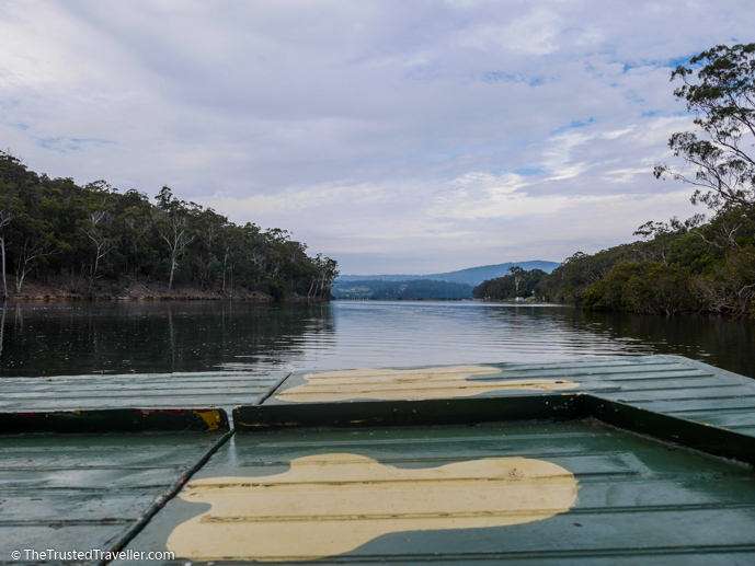 Cruising the Pambula River - A Magical Oyster Tour on the NSW South Coast - The Trusted Traveller