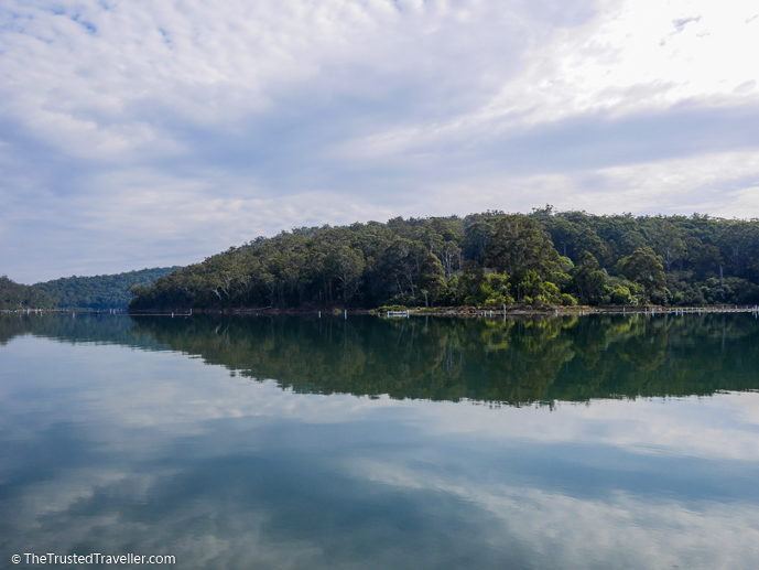 Beautiful Pambula River - A Magical Oyster Tour on the NSW South Coast - The Trusted Traveller