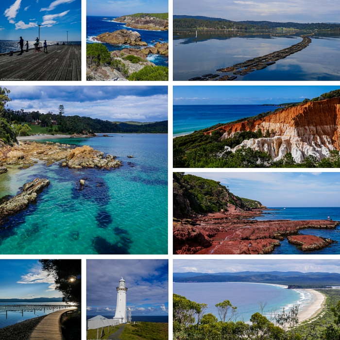 Highlights from Merimbula - How Much it Costs to Drive Around Australia - Month 1 - The Trusted Traveller