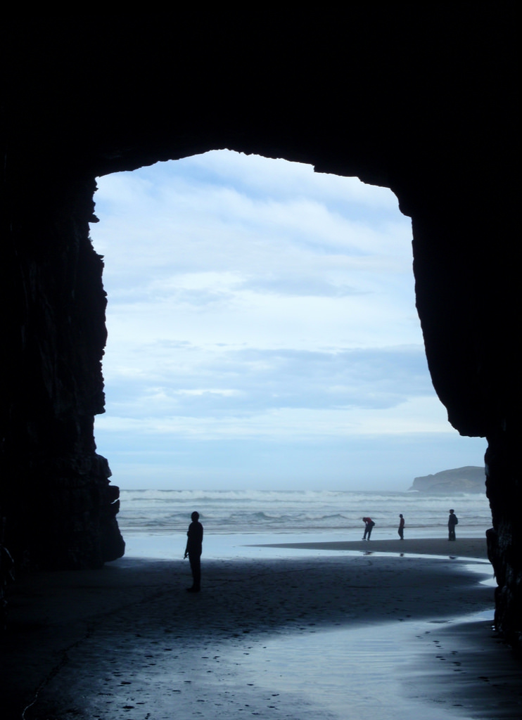 Cathedral Caves - 7 Easy Walks in The Catlins, New Zealand - The Trusted Traveller