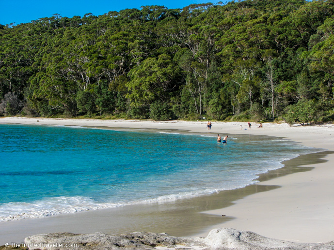 Murrays Beach, Jervis Bay - The 16 Best NSW South Coast Beaches - The Trusted Traveller