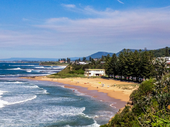 Coledale Beach - The 16 Best NSW South Coast Beaches - The Trusted Traveller