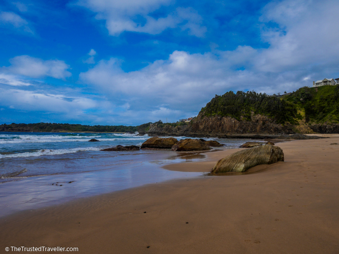 Jones Beach, Kiama Downs - The Trusted Traveller