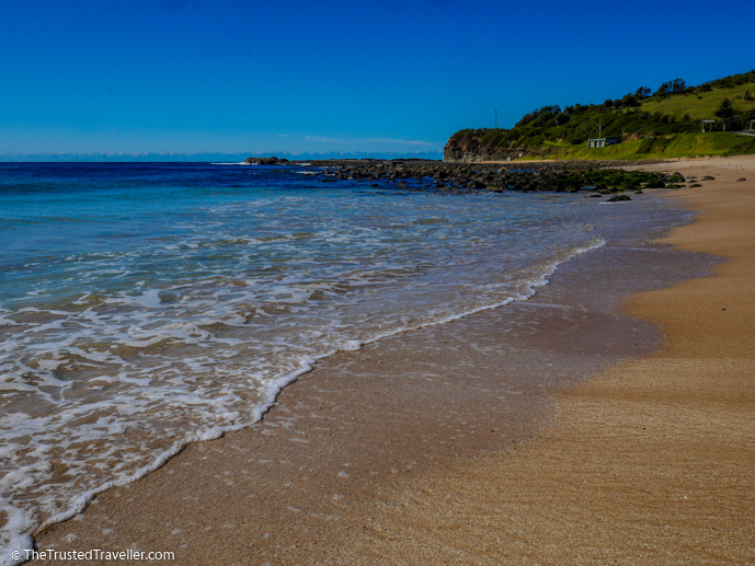 Werri Beach, Gerringong - The 16 Best NSW South Coast Beaches - The Trusted Traveller