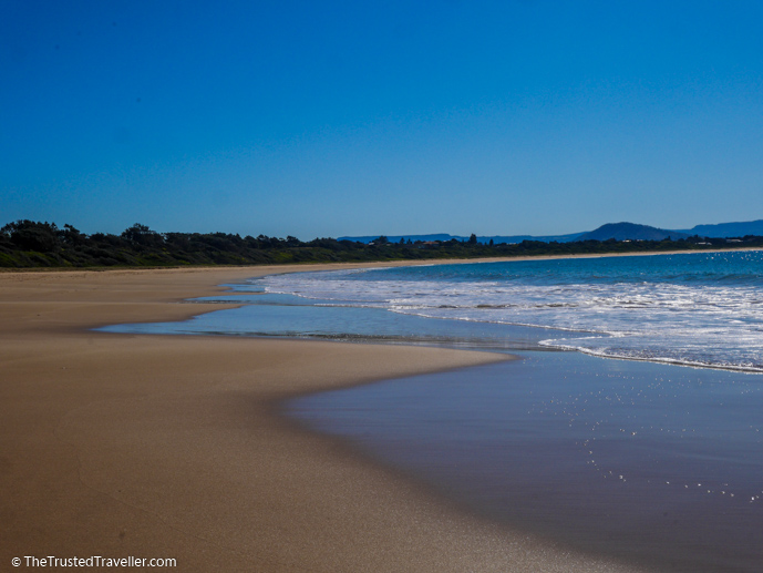 Culbarra Beach - The 16 Best NSW South Coast Beaches - The Trusted Traveller