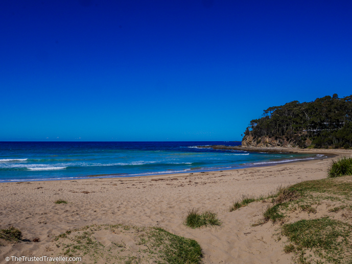 McKenzies Beach, Malua Bay - The Trusted Traveller