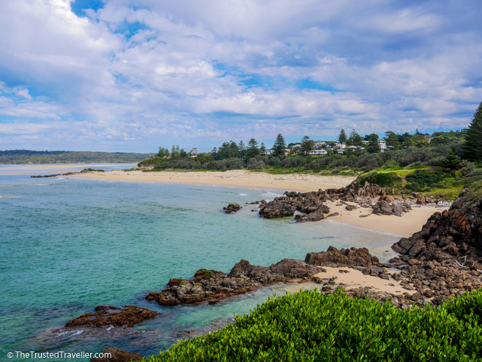 Tuross Beach, Tuross Head - The Trusted Traveller