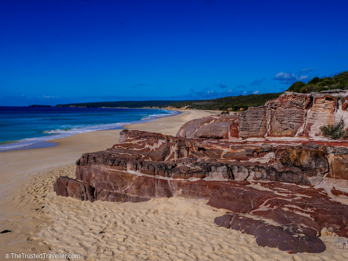 Pinnacles Beach, Ben Boyd National Park - The 16 Best NSW South Coast Beaches - The Trusted Traveller