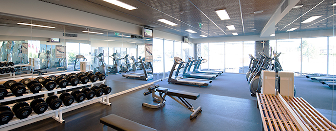 Full equipped gym - Wyndham Resort Torquay: Surf Coast Comfort - The Trusted Traveller
