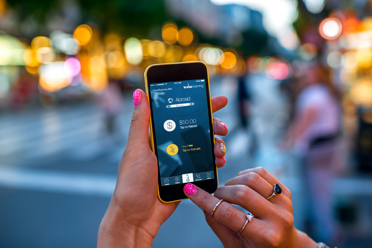 The KnowRoaming app - International Roaming Made Easy with KnowRoaming - The Trusted Traveller