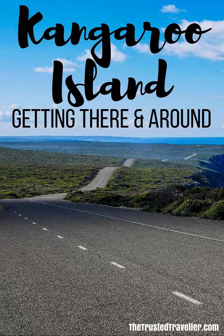 Wonderful scenic roads are waiting for you on a self-drive Kangaroo Island getaway - How to Get to Kangaroo Island (plus the best ways to get around) - The Trusted Traveller