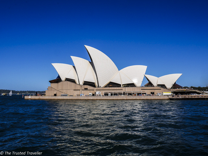 Sydney Opera House - 48 Hours in Sydney: The Perfect Weekend Getaway - The Trusted Traveller