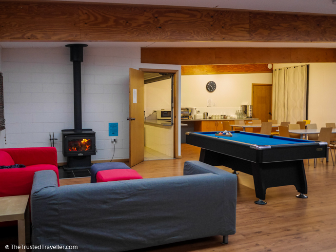 The excellent facilities at Vivonne Bay Lodge, just one of the many accommodation stlye available through SeaLink - How to Get to Kangaroo Island (plus the best ways to get around) - The Trusted Traveller
