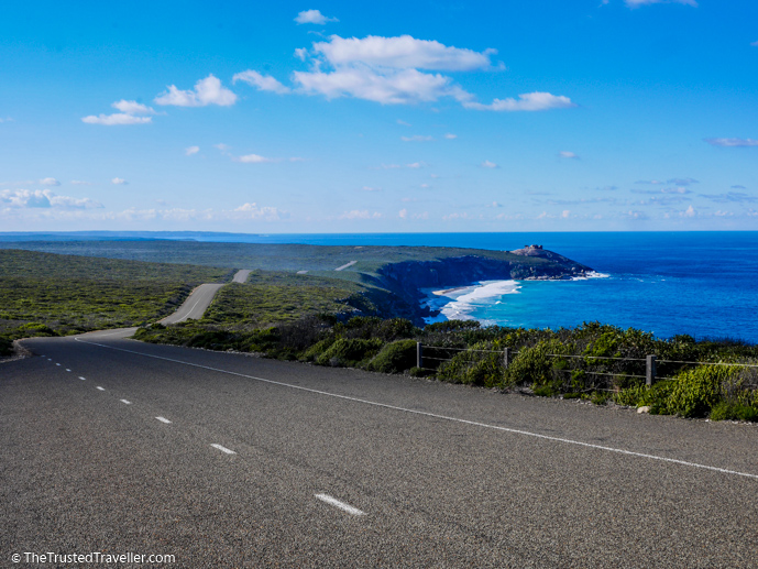 The roads on Kangaroo Island are great for driving and some of them are very scenic - How to Get to Kangaroo Island (plus the best ways to get around) - The Trusted Traveller