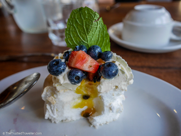Pavlova - Our Luxury Murray River Cruise Aboard the PS Murray Princess - The Trusted Traveller