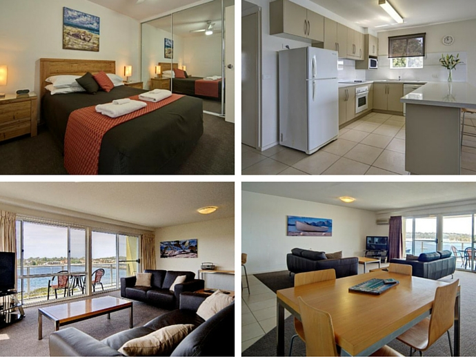 Albacore Apartments in Merimbula - The Best Self-Contained NSW South Coast Accommodation - The Trusted Traveller