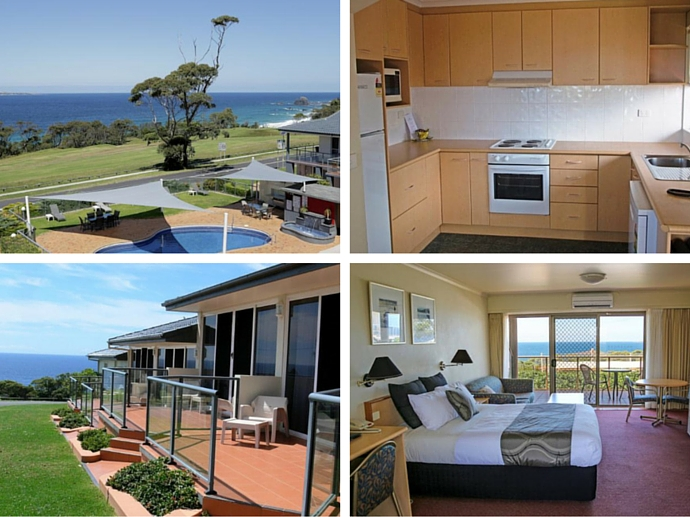 Amooran Oceanside Apartments & Motel in Narooma - The Best Self-Contained NSW South Coast Accommodation - The Trusted Traveller