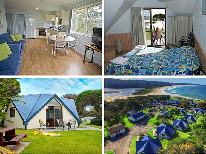 Beach Cabins Merimbula in Merimbula - The Best Self-Contained NSW South Coast Accommodation - The Trusted Traveller
