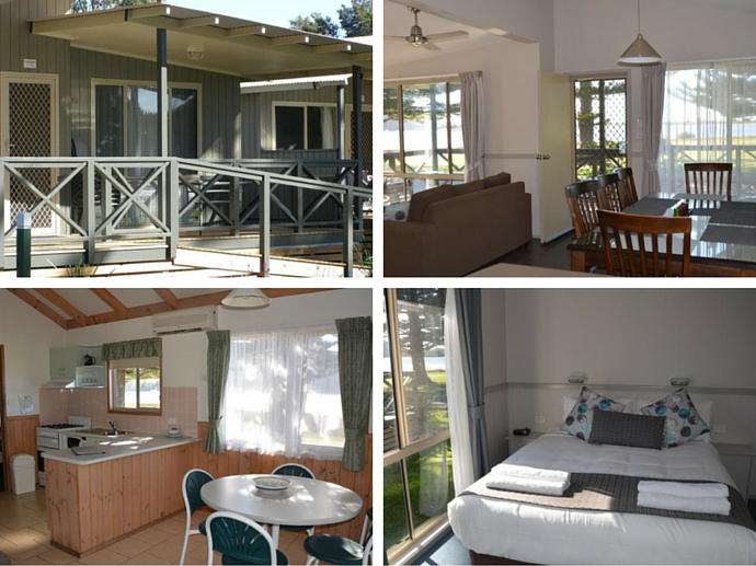 BIG4 Narooma Easts Holiday Park in Narooma - The Best Self-Contained NSW South Coast Accommodation - The Trusted Traveller