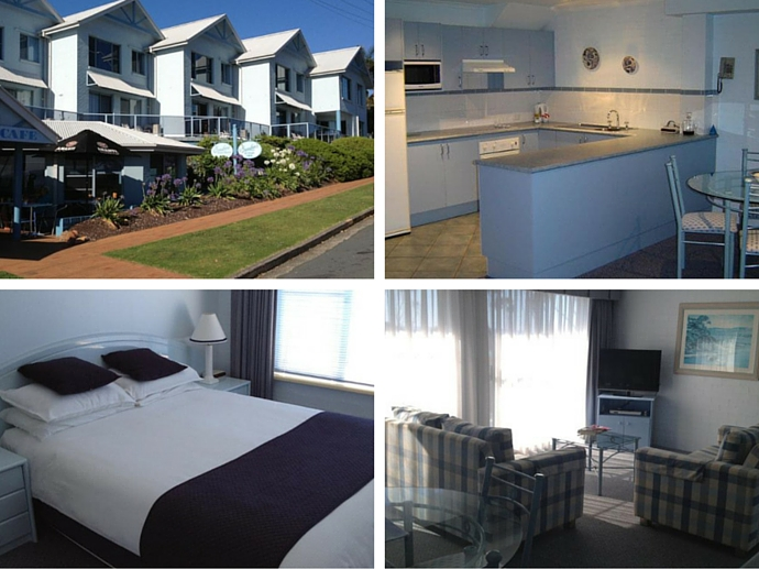 Breakers Apartments in Mollymook - The Best Self-Contained NSW South Coast Accommodation - The Trusted Traveller