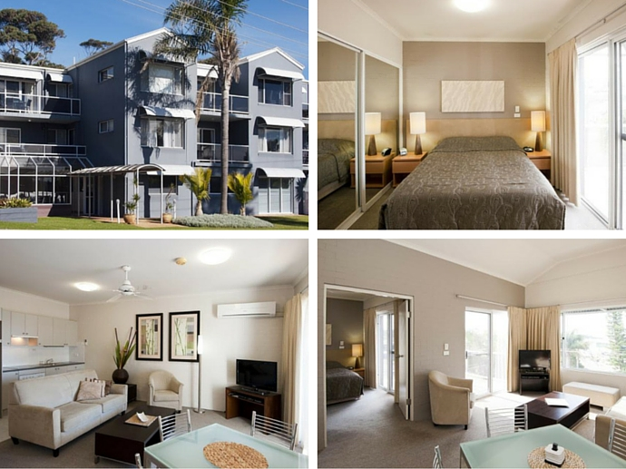 Mollymook Cove Apartments in Mollymook - The Best Self-Contained NSW South Coast Accommodation - The Trusted Traveller